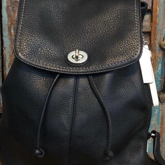 0913a7d42c44a Coach Handbags - Coach Mini Backpack